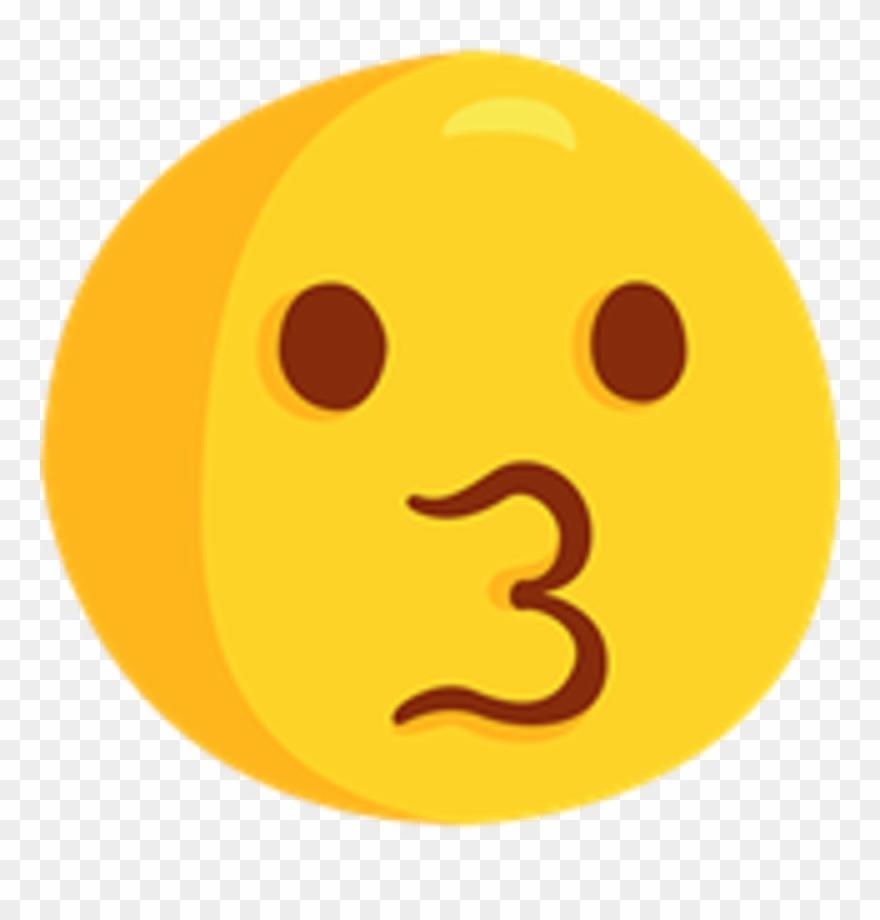 Emoji facebook clipart image transparent library Kiss Smiley Vector - Emoji Facebook Clipart (#1484071) - PinClipart image transparent library