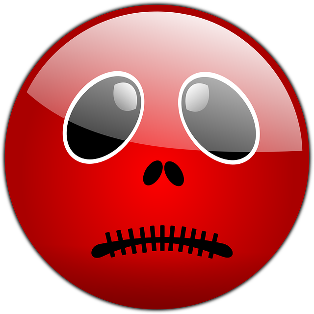Emoji halloween ghost clipart image free stock Free Image on Pixabay - Smiley, Red, Halloween, Avatar | Smiley and ... image free stock