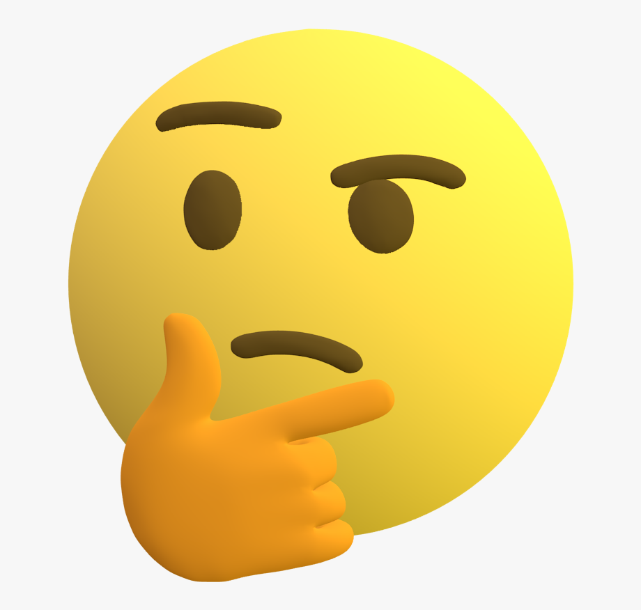 Emoji thinking clipart royalty free stock Emoji Thinking Png - Discord Emoji Memes #2266616 - Free Cliparts on ... royalty free stock