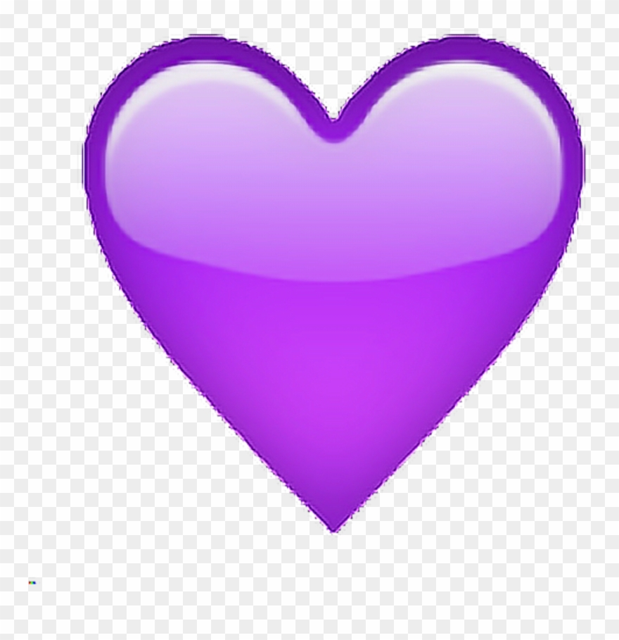 Tumblr emoji clipart graphic freeuse stock Purple Violet Tumblr Heart Emoji Sticker By Ire - Heart Clipart ... graphic freeuse stock