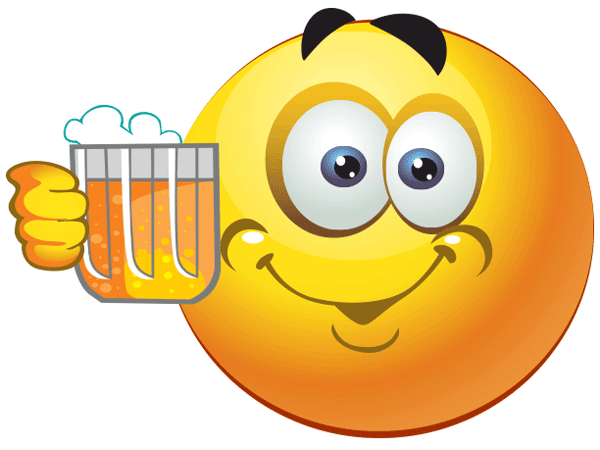 Emoji with beer clipart graphic free Cheers to Beer   Smileys   Smiley emoji, Funny emoji, Emoji faces graphic free