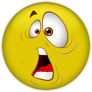 Shocked happy face clipart png transparent library Free Smiley Face Clipart - Graphics png transparent library