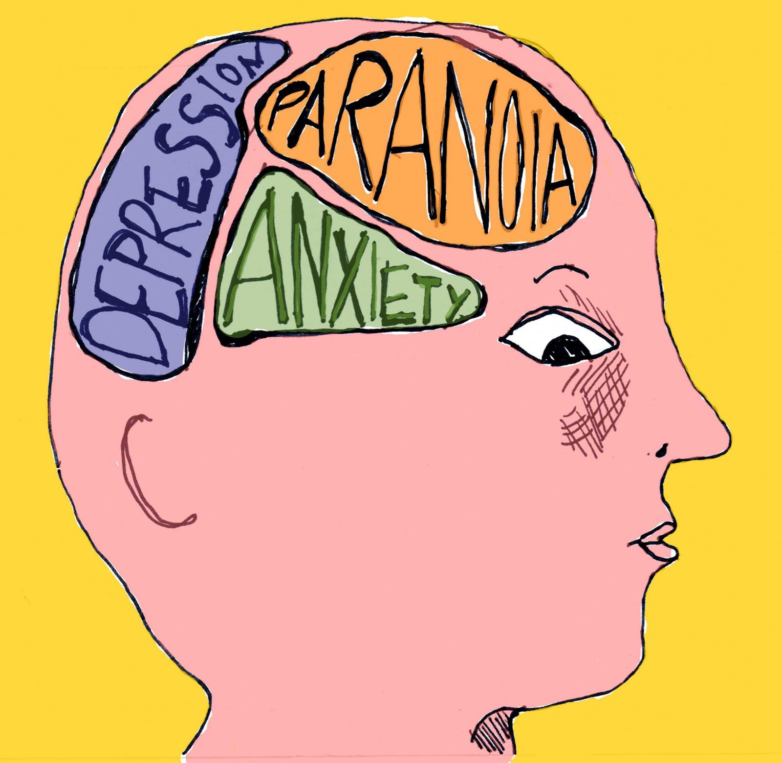 Mental patient clipart