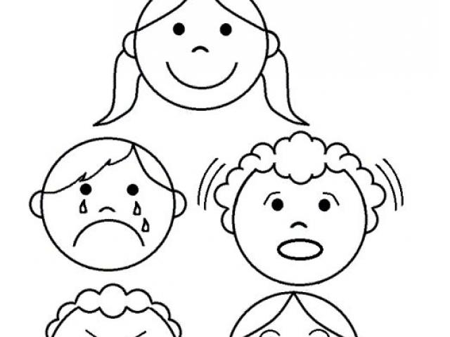 Emotions clipart black and white picture black and white stock Free Emotions Clipart brave, Download Free Clip Art on Owips.com picture black and white stock