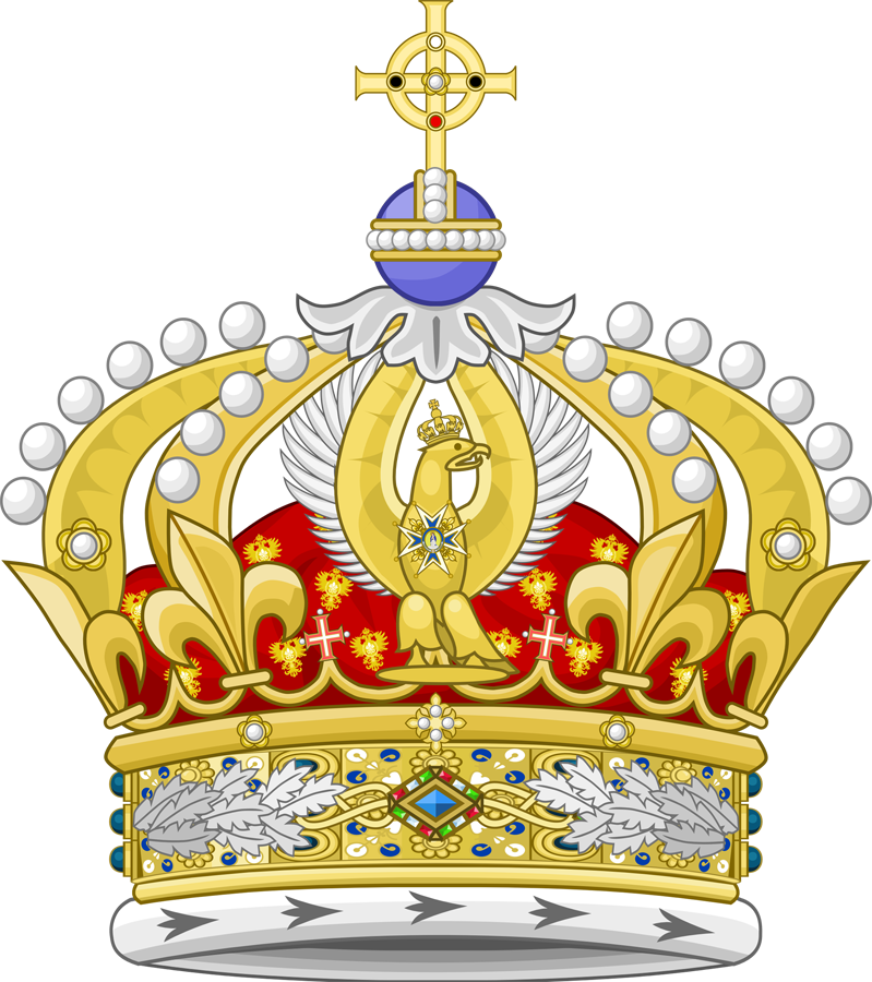 Emperor crown clipart vector royalty free library Crowns clipart emperor crown - Graphics - Illustrations - Free ... vector royalty free library
