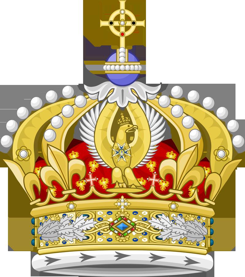 Xv crown clipart