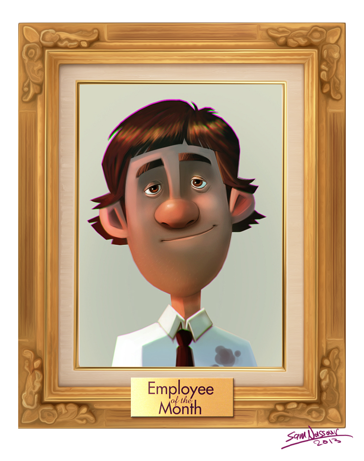 Employee Of The Month Clipart - Clipart Kid jpg royalty free stock