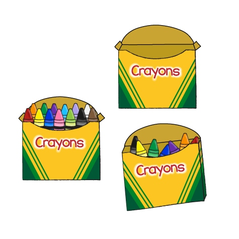 Empty crayon box clipart clipart royalty free library Free 16 Crayon Box Cliparts, Download Free Clip Art, Free Clip Art ... clipart royalty free library
