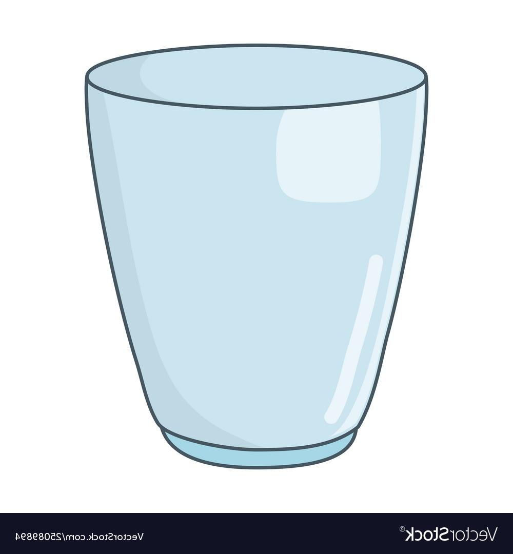 Empty cup clipart image free library Best Free Cartoon Empty Cup Vector Library » Free Vector Art, Images ... image free library