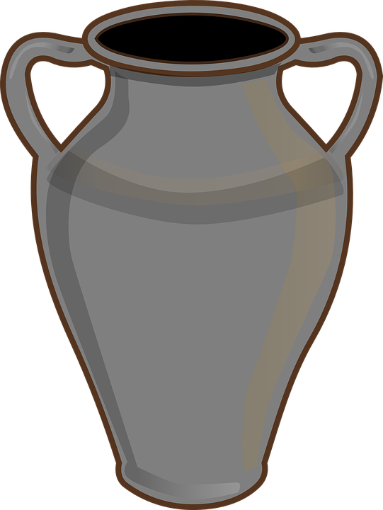 Empty flower vase clipart vector free Vase PNG Image - PurePNG | Free transparent CC0 PNG Image Library vector free