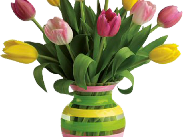 Empty flower vase clipart royalty free library Flowers In Vase Clip Art Gallery - large floor vases cheap royalty free library