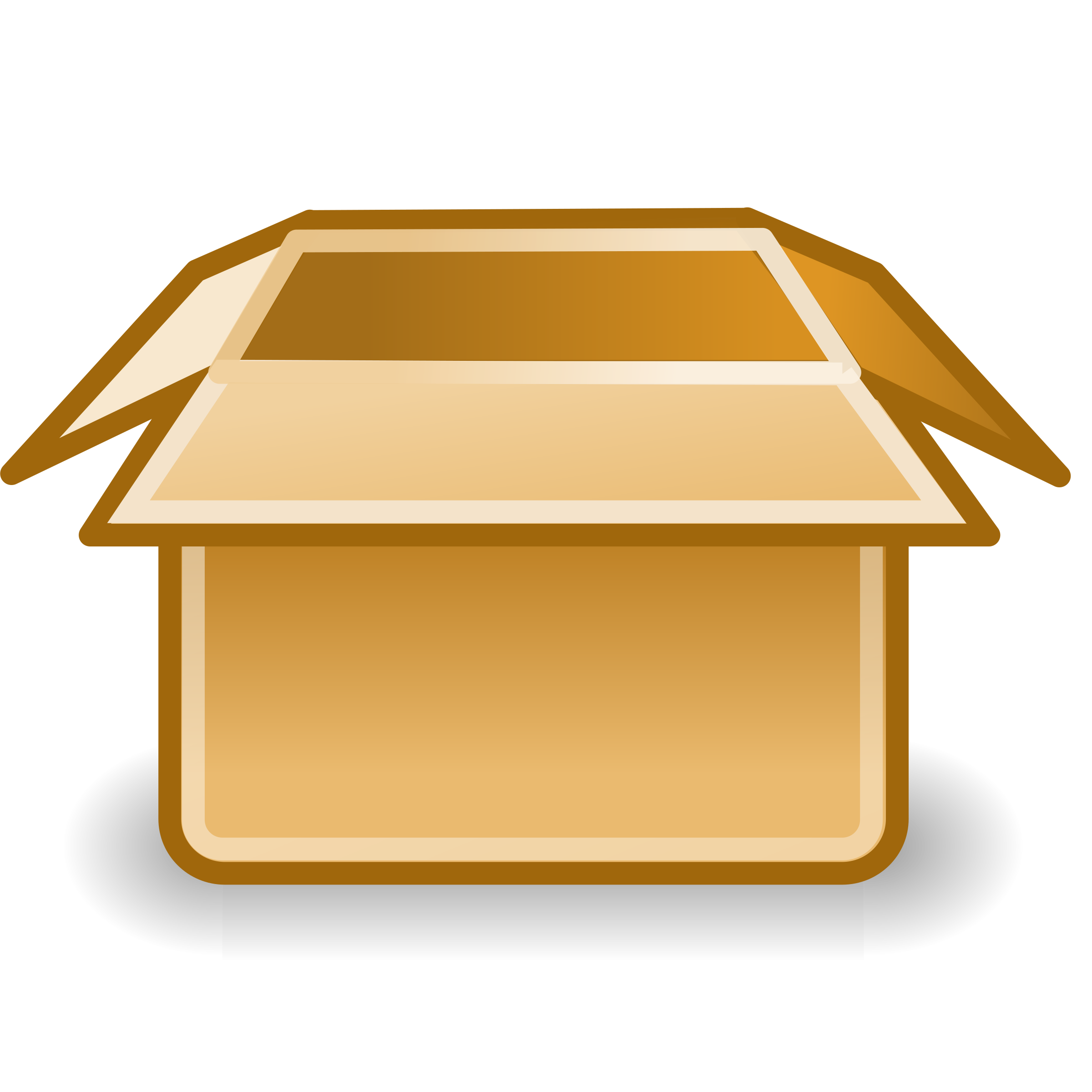 Empty house clipart jpg library library Clipart - Empty cardboard box jpg library library