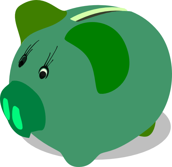 Empty Piggy Bank Clipart | Clipart Panda - Free Clipart Images image download