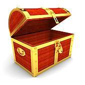 Empty treasure chest clipart graphic freeuse stock Empty treasure chest clipart 4 » Clipart Portal graphic freeuse stock
