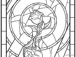 Enchanted rose beauty and the beast stained glass clipart clip art free library Image result for beauty and the beast enchanted rose stained glass ... clip art free library
