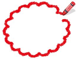 Encirlcle clipart jpg free stock Crayon Free Vector Art - (57,873 Free Downloads) jpg free stock