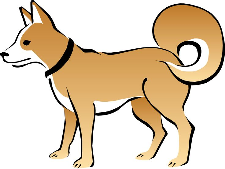 End view of wagging dog tail clipart png freeuse stock 78 Best images about Clip Art on Pinterest | Clip art, Swirl ... png freeuse stock