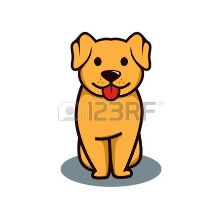 End view of wagging dog tail clipart vector free library 594 Tail Wagging Stock Illustrations, Cliparts And Royalty Free ... vector free library