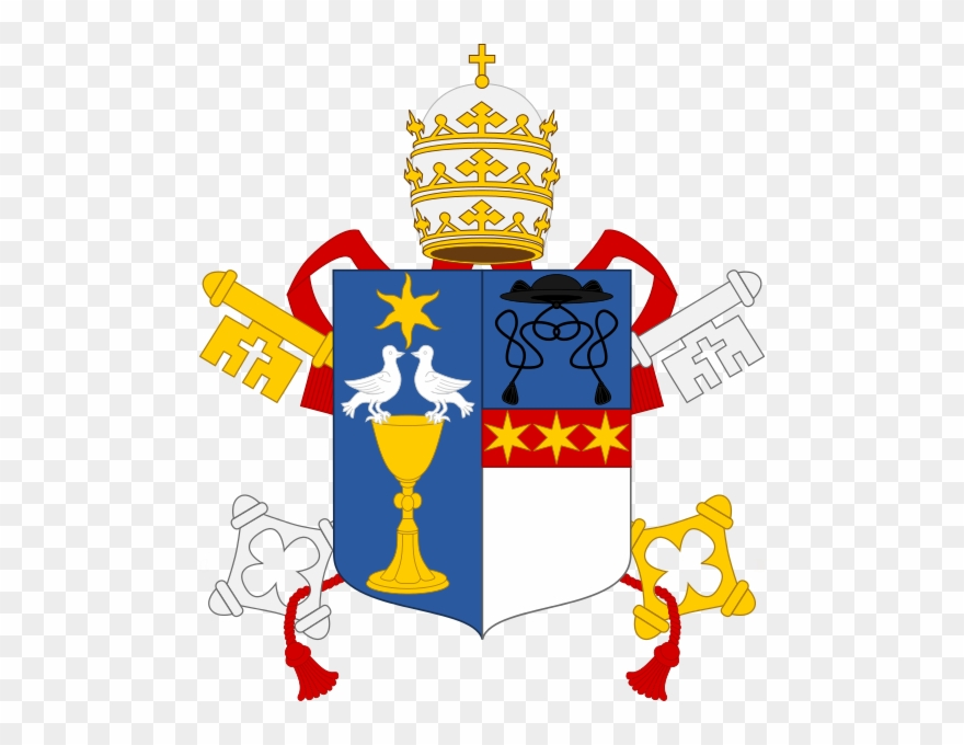 Endure clipart banner transparent download 1835 The Clonmel Herald Will Endure Pope Gregory\'s - Arms Of Pope ... banner transparent download