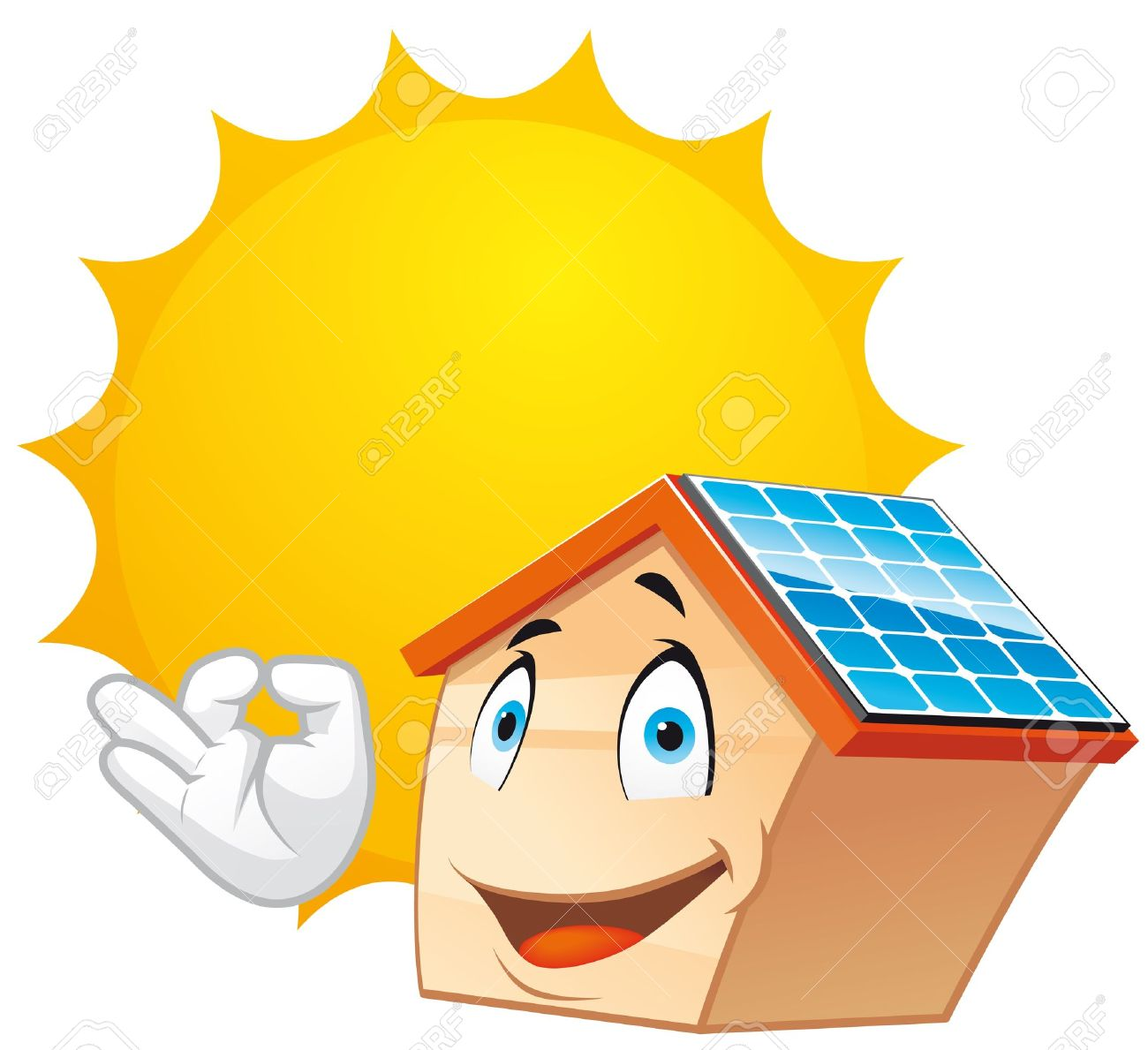 Energy clipart animations clip art free stock Download Solar Panel Gif Clipart | Free download best Download Solar ... clip art free stock