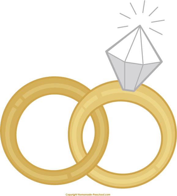 Engagement ring png clipart clip transparent HD Free Wedding Click To Save Image - Wedding Ring Clipart Png ... clip transparent