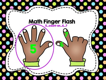 Engageny counting hands clipart svg royalty free download Engage NY Grade 1 Math: Module 1 Lesson 1 svg royalty free download