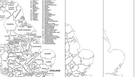 England country outline clipart black and white svg Outline maps svg