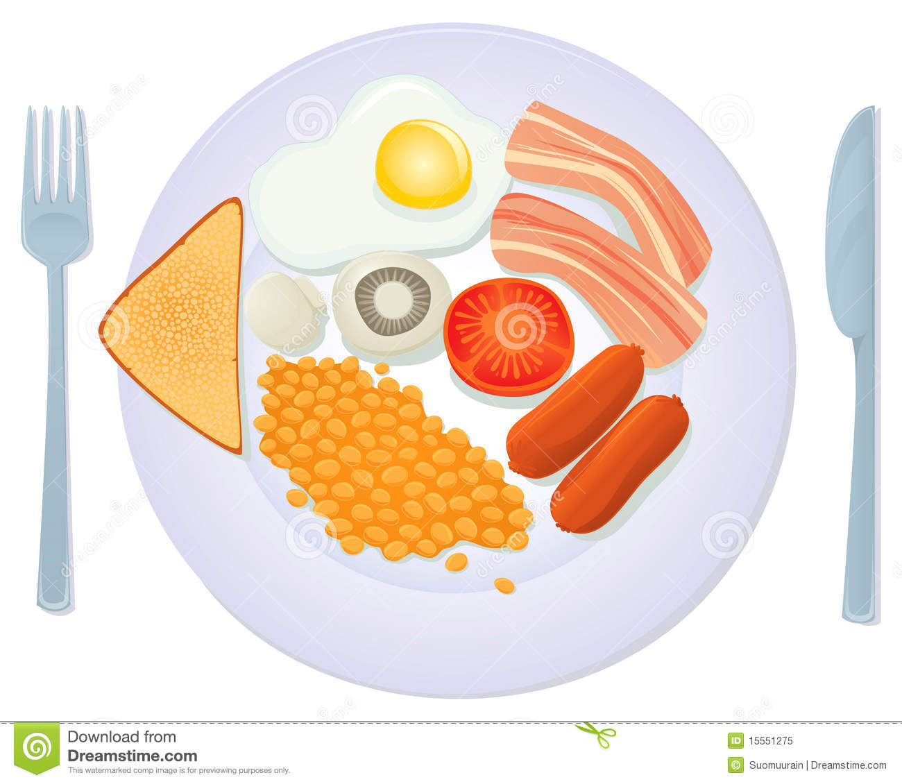 English breakfast clipart clipart royalty free English breakfast clipart 1 » Clipart Station clipart royalty free