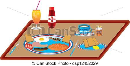 English breakfast clipart clip art royalty free stock English Breakfast clip art royalty free stock