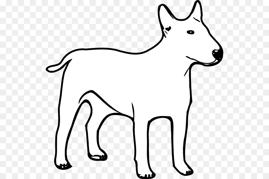 English bull terrier clipart black and white png freeuse library American Bulldog clipart - Bulldog, Puppy, Dog, transparent clip art png freeuse library