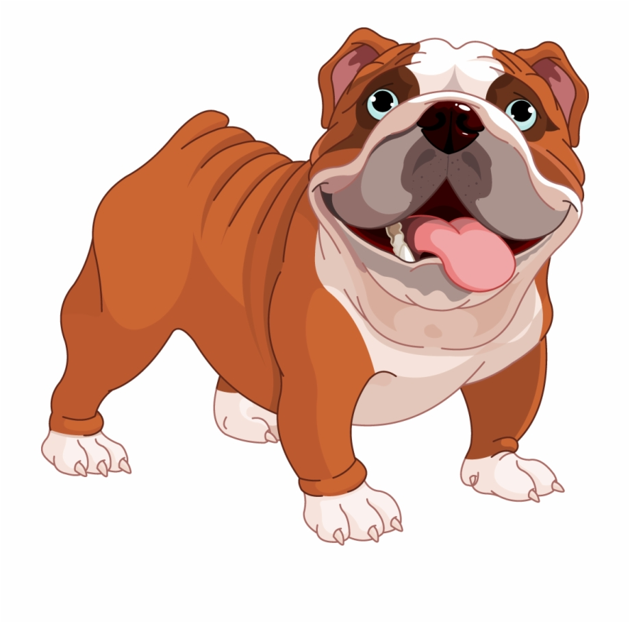English bulldogs clipart picture free stock Bulldog Clipart Uga - English Bulldog Clipart, Transparent Png ... picture free stock