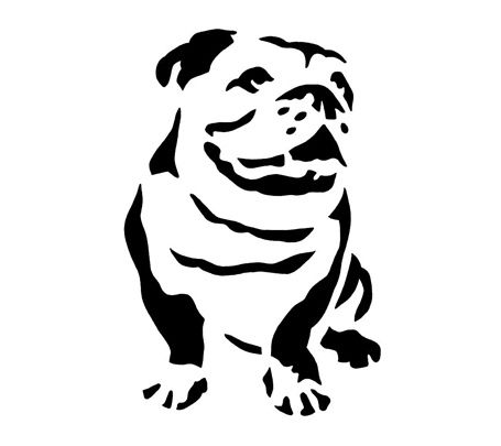 English bulldogs clipart banner free library Free English Bulldog Cliparts, Download Free Clip Art, Free Clip Art ... banner free library