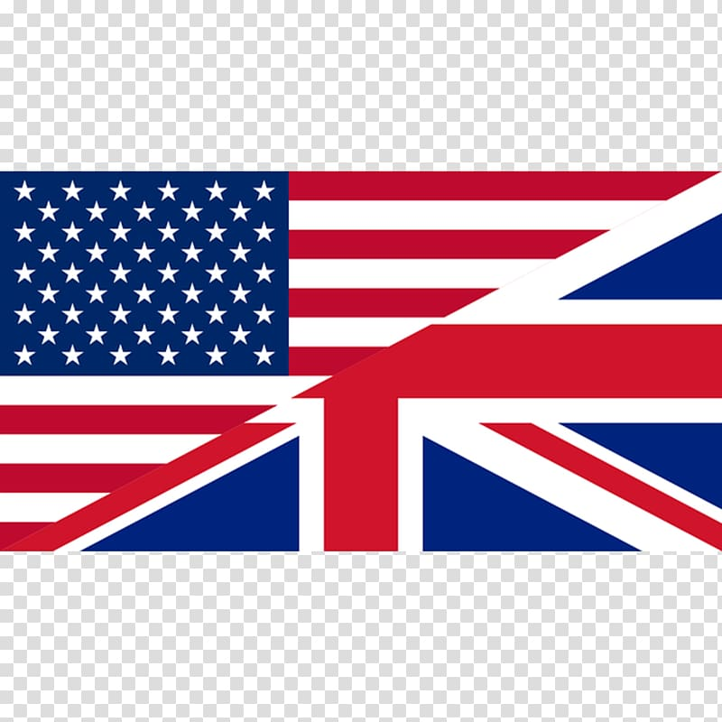 English flag clipart picture download Flag of the United States Comparison of American and British English ... picture download