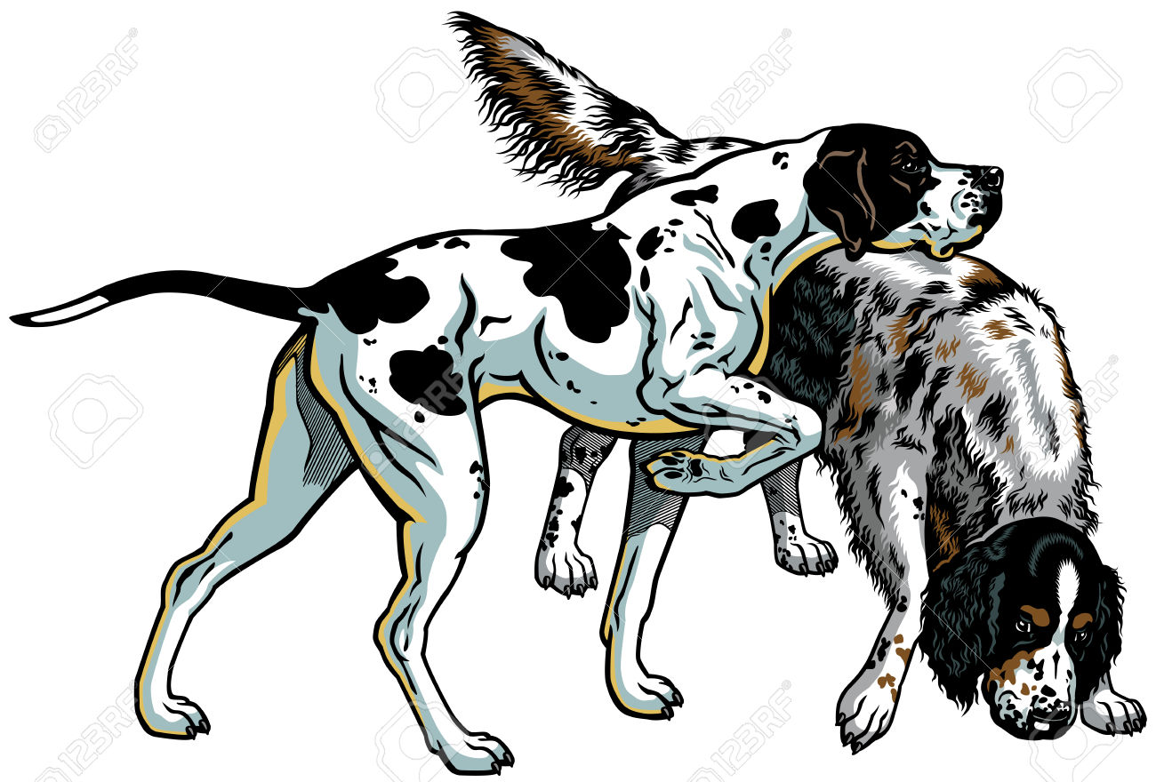 English pointer clipart clipart free stock English pointer clipart - ClipartFox clipart free stock