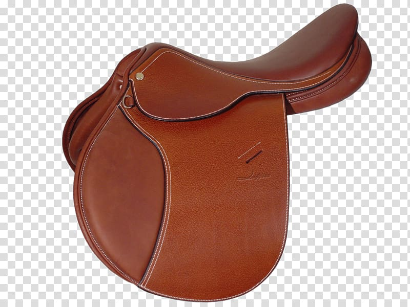 English saddle clipart picture library download Brown leather horse saddle, English Saddle transparent background ... picture library download