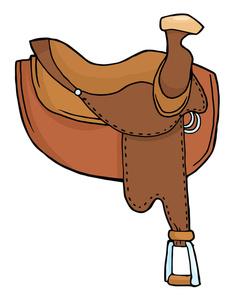 English saddle clipart jpg royalty free download Western Saddle Cliparts - Cliparts Zone jpg royalty free download