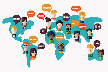 English speaking countries clipart clip art freeuse library ELLLO Beginner #07 Languages, Nationalies and Countries clip art freeuse library