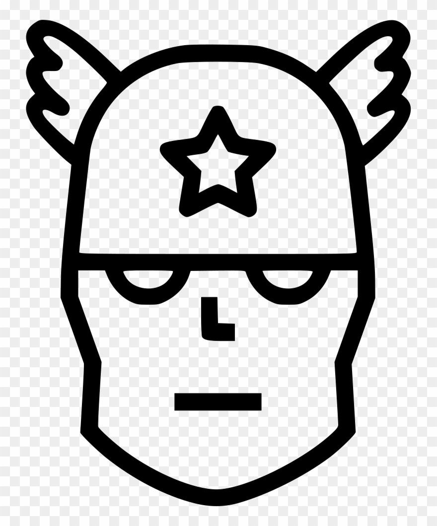 Enjoy life clipart graphic freeuse library Captain American Humanoid Superhero Comments - Art Print: Junk ... graphic freeuse library