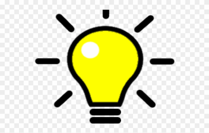 Enlightenment clipart vector library Bulb Clipart Enlightenment Thinker - Incandescent Light Bulb - Png ... vector library