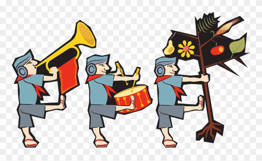 Ensemble clipart vector transparent library Soldier Computer Icons Marching Band Musical Ensemble Clipart ... vector transparent library