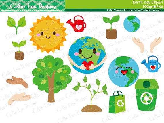 Environment pictures clipart clip art royalty free stock Earth Day Clipart , Environment Clipart, Recycle Clip art, World ... clip art royalty free stock