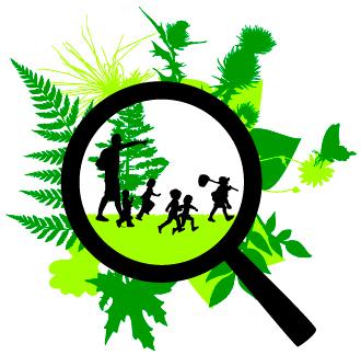 Environmental center clip clipart image free Nature Center Clipart image free