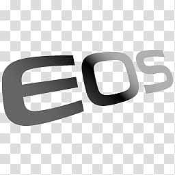 Eos logo clipart vector black and white library Dock icons, EOS logo transparent background PNG clipart | HiClipart vector black and white library