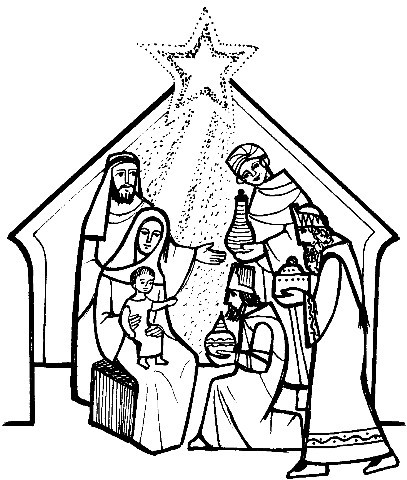 Epiphany of the lord clipart black and white library Free Epiphany Sunday Cliparts, Download Free Clip Art, Free Clip Art ... black and white library