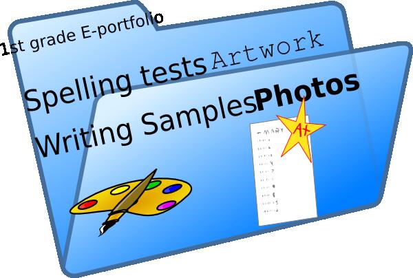 Eportfolio clipart clip art library Eportfolio Clip Art at Clker.com - vector clip art online, royalty ... clip art library
