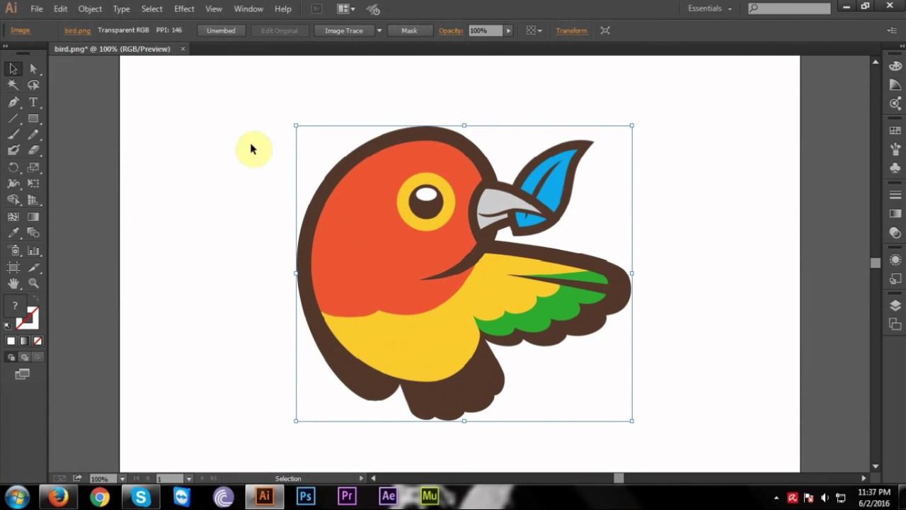 Cara mengubah jpg ke clipart online clip download how to convert jpg or png to vector in adobe illustrator cc clip download
