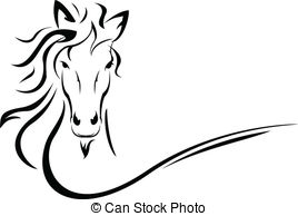 Equestrian clipart free banner black and white Equestrian Stock Illustrations. 15,129 Equestrian clip art images ... banner black and white