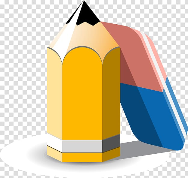 Eraser app clipart graphic library School Student , Yellow pencil eraser transparent background PNG ... graphic library