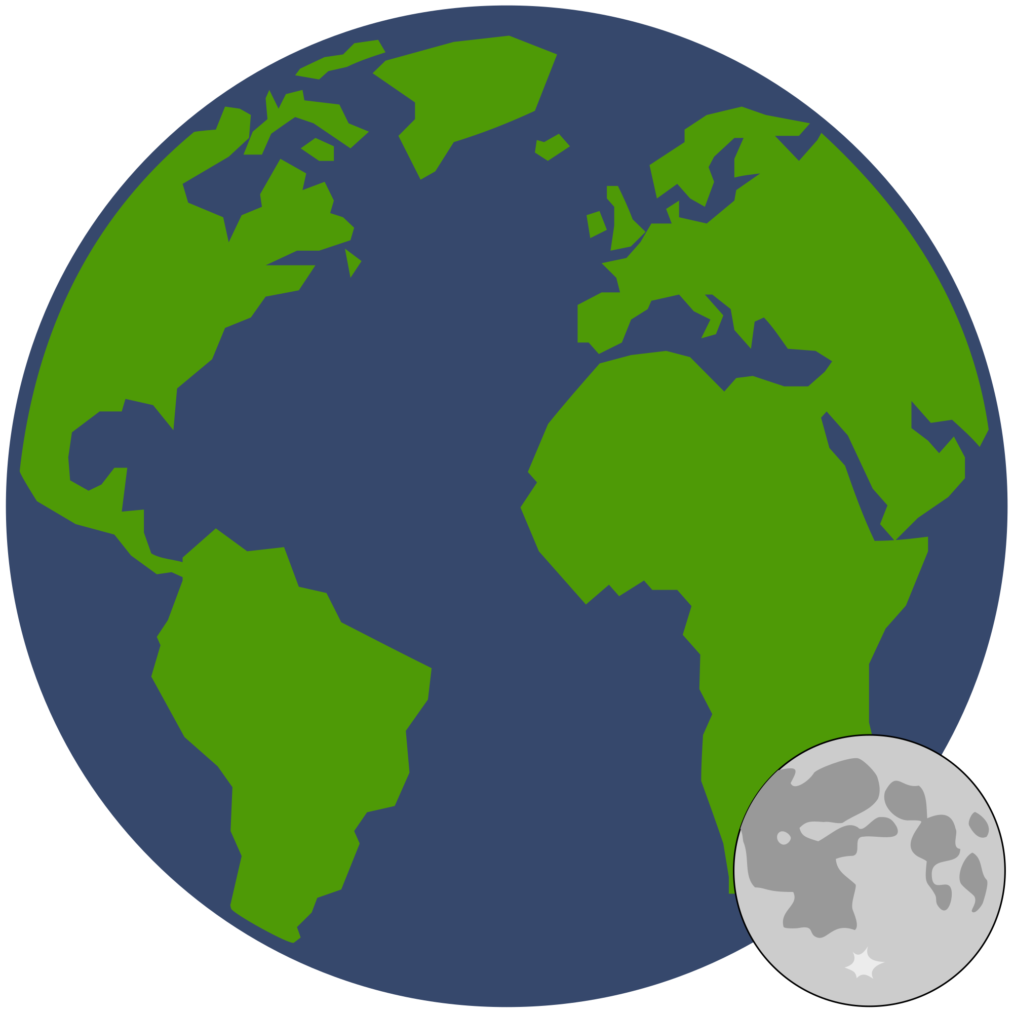 Erde clipart clip library File:Earth Moon comparision sketch.svg - Wikimedia Commons clip library