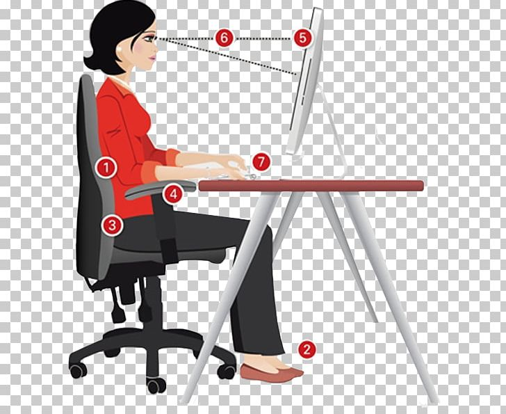 Ergonomic pictures clipart clipart stock Table Computer Mouse Computer Keyboard Human Factors And Ergonomics ... clipart stock